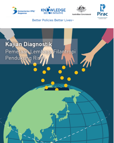 Diagnostic Study: Mapping of Philanthropy Institutions for Research Support