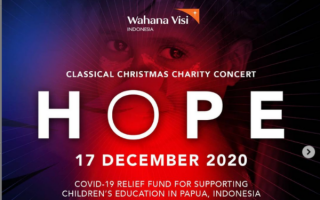 Classical Christmas Charity Concert: HOPE Concert