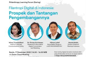 Philanthropy Learning Forum – Digital Philanthropy in Indonesia: Prospects and Challenges