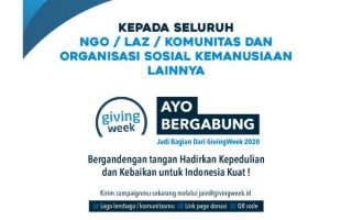 Open for Collaboration: GivingWeek.ID