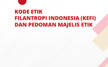 Indonesia Philanthropy Code of Ethics (KEFI) and Ethics Council Guidelines