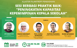 Best Practices Sharing Session – Philanthropy for Education Cluster