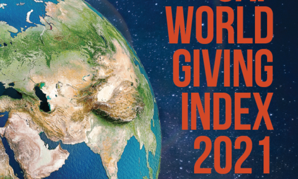Indonesia returns as the most generous country in the world