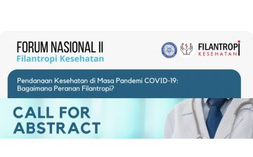 """Call for Abstracts """"Health Funding in the pandemic COVID-19: What is the role of Philanthropy?"""""""