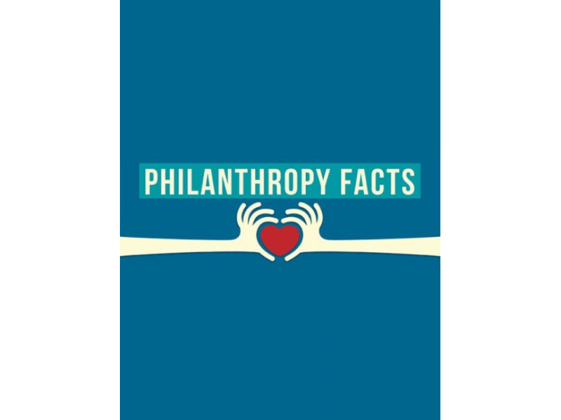 Infographic Philanthropy Facts